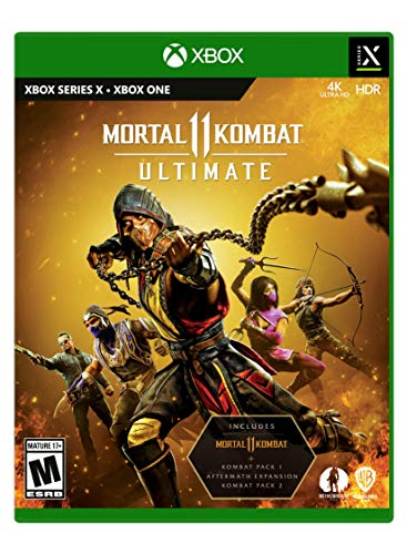 Mortal Kombat 11 Ultimate - PlayStation 5 - $39.99