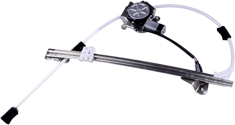 Power Window Max 67% OFF Regulators Rear Left Indefinitely Assemb Motor Drivers Side with