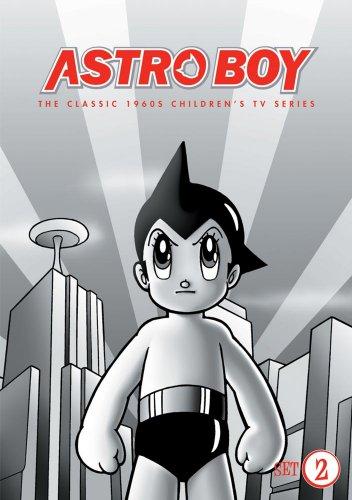 Astro Boy DVD Mini Set 2