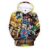 Sweatsà Capuche,Beyblade Burst Anime Série Hommes 3D Mode Pull Manteau De Sport Unisexe Loisirs Extérieur Hoodies Multicolor L