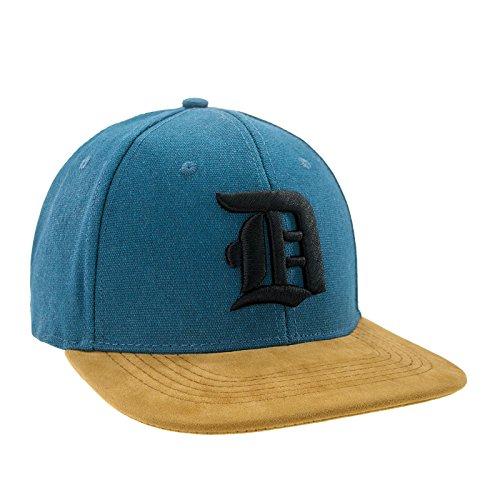 Morefaz Nouveau Snapback Cap toit en suède Casquette de Baseball Bonnet Cap Chapeau Snap back 3D Gothique D (D Black)