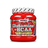 Amix Glutamina+Bcaa 300 Gr Frutas Del Bosque...