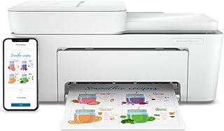 HP DeskJet Plus 4120 Multifunktionsdrucker (Instant Ink, Drucker, Kopierer, Scanner, mobiler Faxversand, WLAN, Airprint) inklusive 6 Monate Instant Ink