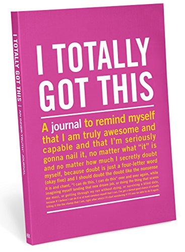 Knock Knock I Totally Got This Inner-Truth Journal