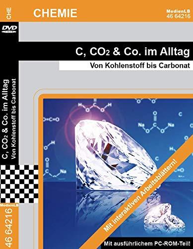 C, CO2 & Co. Im Alltag - Von Kohlenstoff bis Carbonat Nachhilfe geeignet, Unterrichts- und Lehrfilm