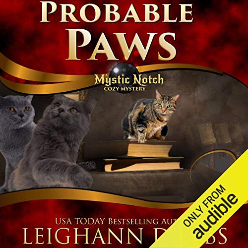 Probable Paws cover art