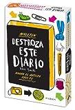 Maletín Destroza este diario (Libros Singulares)...