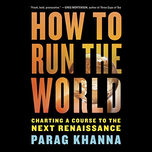 How to Run the World cover art