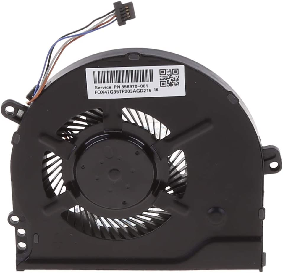 caralin Replaced Metal Brand new Laptop CPU Fan for 15-CC Genuine Free Shipping Pavilion Cooling
