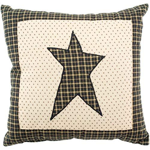 VHC Brands 7168 Kettle Grove Pillow Star 10x10
