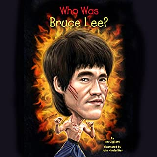 Who Was Bruce Lee? cover art