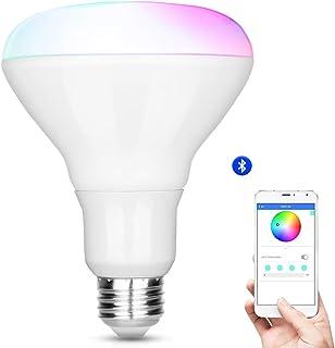 Amazon com: easy bulb rgbw 9w led light