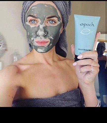 Nu Skin Epoch Glacial Marine Mud - Gesichtsmaske Behandlung