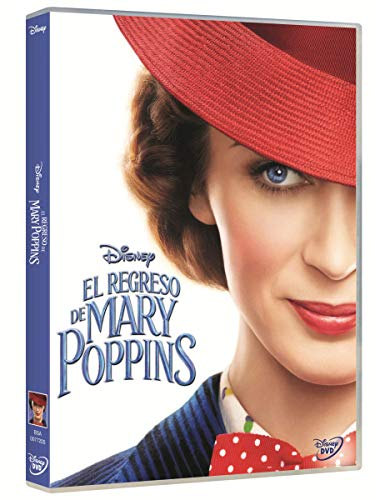 El Regreso De Mary Poppins [DVD]
