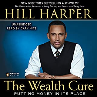 The Wealth Cure audiobook cover art