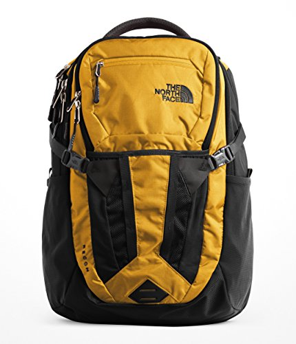 The North Face Recon Backpack, TNF Yellow Oxford Slub/TNF Black