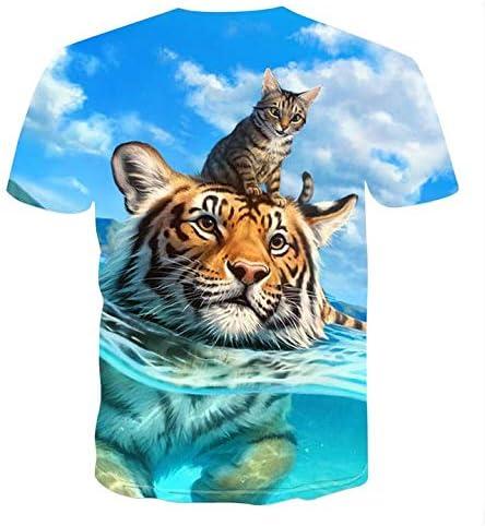 3d cat shirt _image0