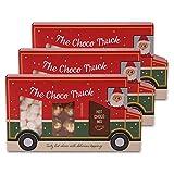 The Winter Choco Truck - Trinkschokolade, Marshmallows und goldene Schoko-Pralinen - 3 x 125 g