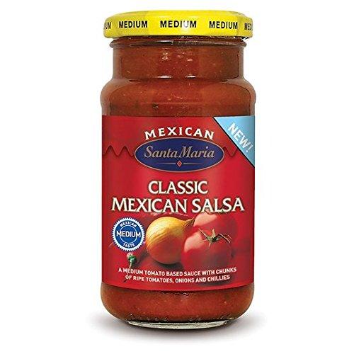 Santa Maria klassische mexikanische Salsa Medium 230g