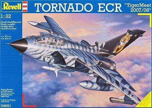 Revell 04681 - Tornado ECR   50th Anniversary  im Ma ab 1 32