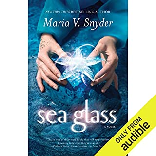 Sea Glass                   Written by:                                                                                                                                 Maria V. Snyder                               Narrated by:                                                                                                                                 Jennifer Van Dyck                      Length: 11 hrs and 38 mins     2 ratings     Overall 4.5