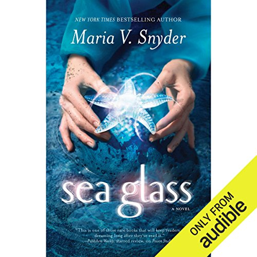 Sea Glass audiobook cover art