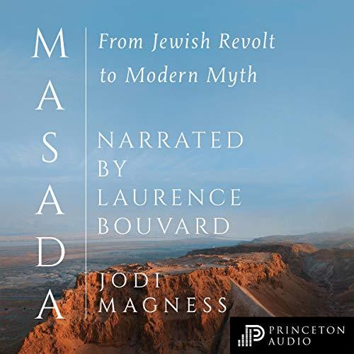 Masada audiobook cover art