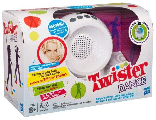 Hasbro Twister Dance – Jeu de Danse (en Italien) [Import Italien]