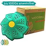 ecopura® Öko Waschball - Bio Waschkugel zum Waschen ohne Waschmittel