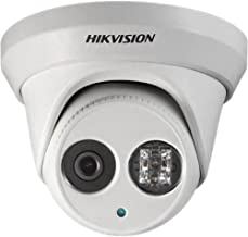 HIKVISION 4 Megapixel EXIR PoE Turret IP Outdoor Surveillance Camera, DS-2CD2342WD-I 2.8mm Lens