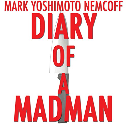 Diary of a Madman audiobook cover art