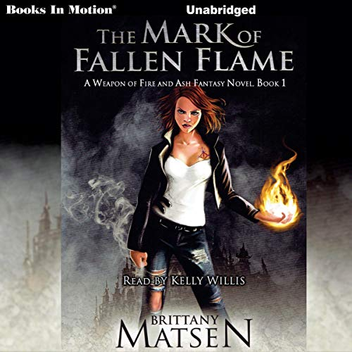 The Mark of Fallen Flame  By  cover art