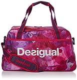 Desigual Sport Bag Acuarelas, Plantillas deportivas para Mujer, morado, 7XL