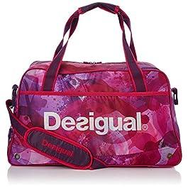 Desigual Sport Bag Acuarelas, Cabas de fitness
