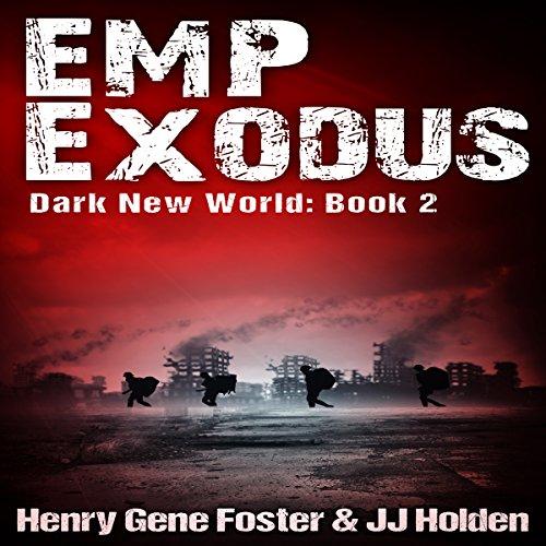 Couverture de EMP Exodus - an EMP Survival Story