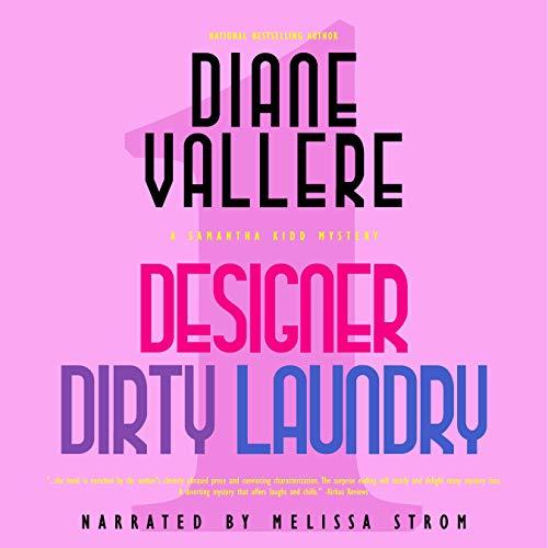 Designer Dirty Laundry Audiobook By Diane Vallere cover art