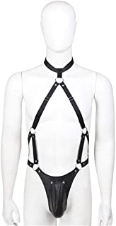 Tingxuan FURIKIL Flirt Clothes PU Leather SM Bondage Gear Fetish Toys for Couples Erótic Products Games Role Play TEFDEP