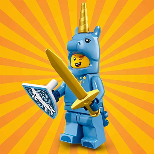 LEGO Series 18 Collectible Party Minifigure - Unicorn Knight Guy (71021)