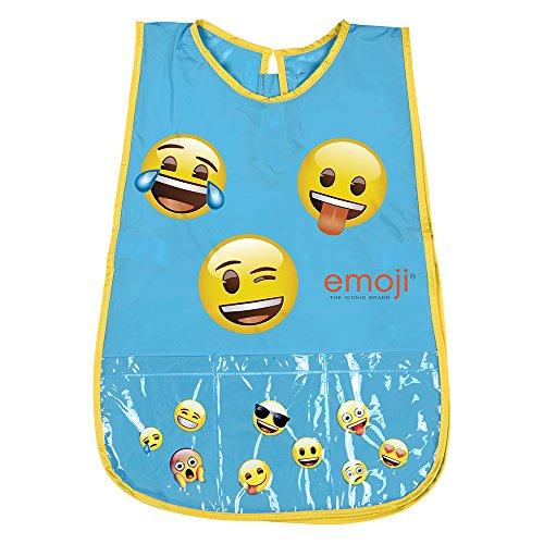 PERLETTI Delantal Infantil Impermeable Emoji Niño