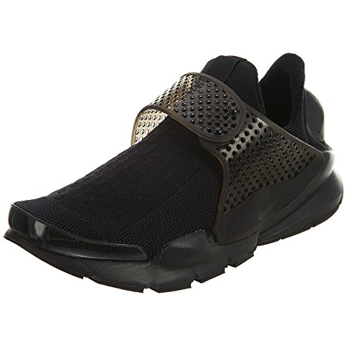 Nike Womens Sock Dart Black/Black Volt Running Shoe 10 Women US