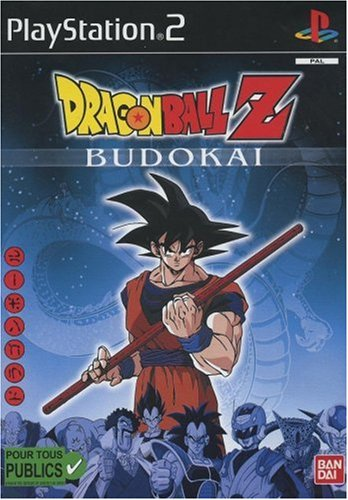 Dragon Ball Z Budokai - Platinum