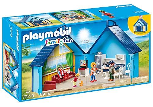 Playmobil - Funpark Casa de Vacaciones Maletín 70219
