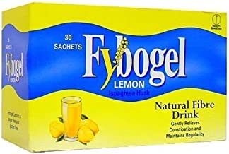 Fybogel Lemon - 60 sachets (2x30