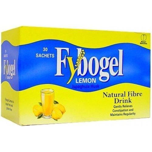 Fybogel Lemon - 60 sachets (2x30)