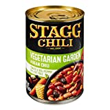 Stagg Vegetarian Garden 4-Bean Chili, 15 Ounce (Pack of 6)
