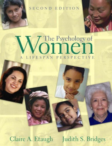 The Psychology of Women: A Lifespan Perspective (2nd Edition)