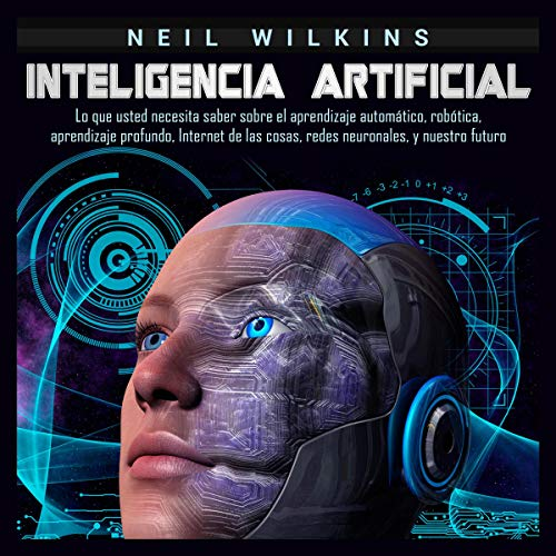Inteligencia artificial [Artificial Intelligence] audiobook cover art