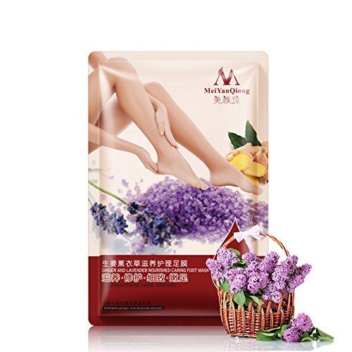 Masque Peel Foot, Yiitay Masque Exfoliant Pied Supprimer la peau morteSoins des pieds anti vieillissement