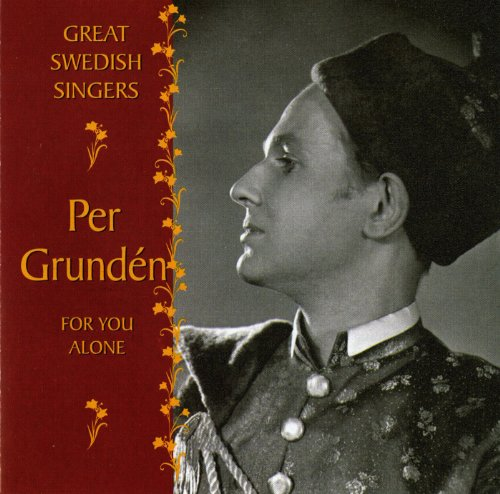Grunden, Per: For You Alone (1951-1962)