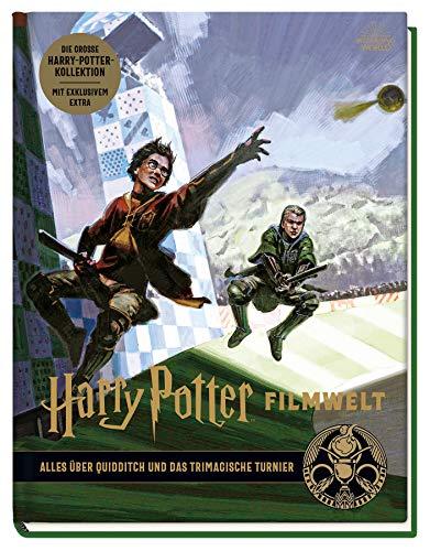 Harry Potter Filmwelt: Bd. 7: Alles über Quidditch und das Trimagische Turnier